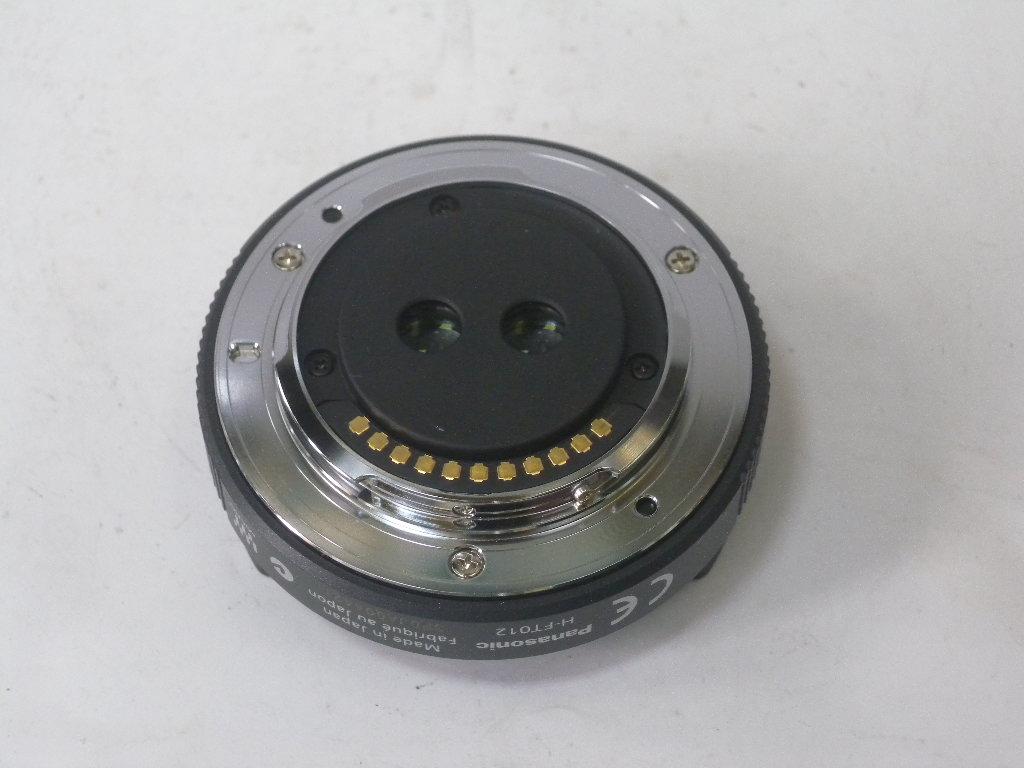 ルミックスG12.5mmF12 3D