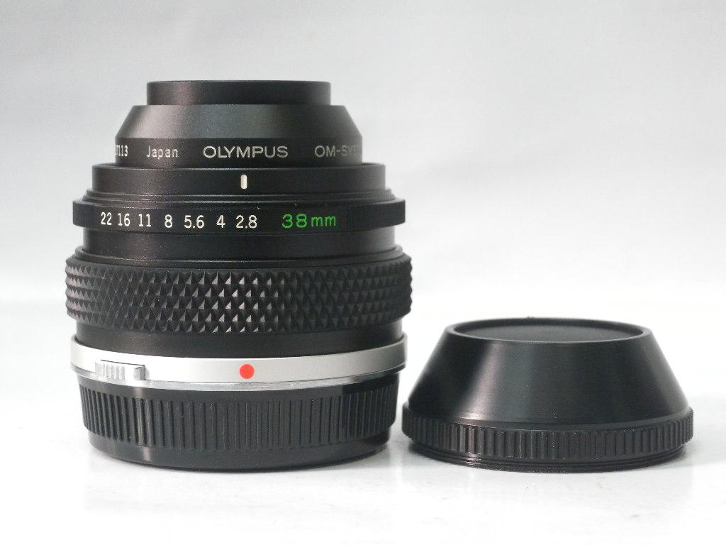 OMズイコーマクロ38mmF2.8MC