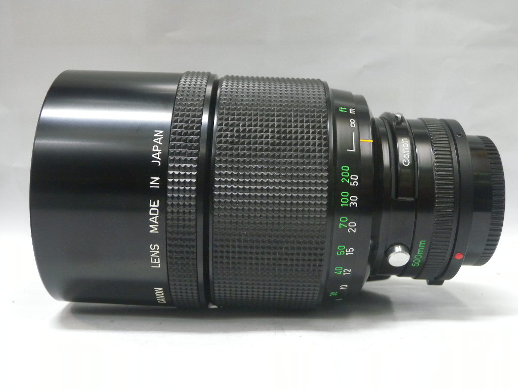 nFDレフレックス500mmF8